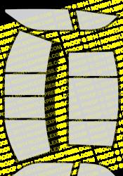 Gen3 – Stock Window Mask Set