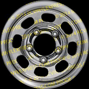 SC Mod Wheel Decals