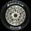 1/8 Late Model Wheel Decals – Chrome Rim w/ AR-Type Tires